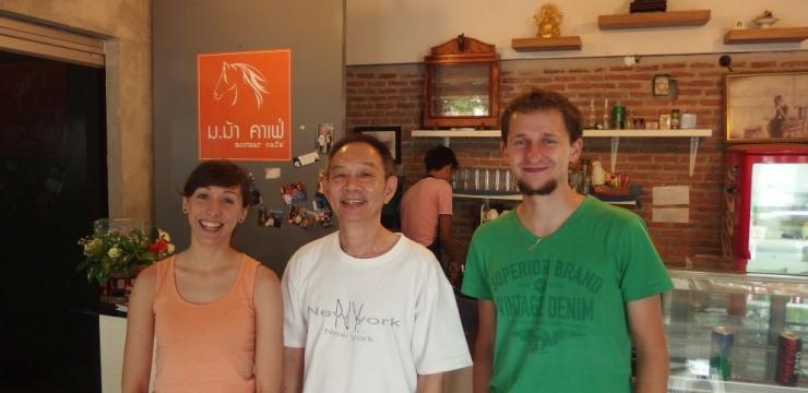 Mormar Cafe – cząstka Bangkoku za którą będziemy tęsknić