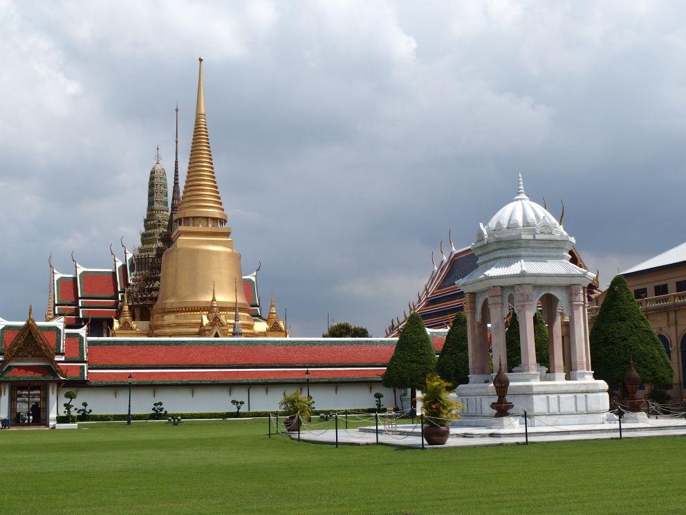 Pałac Królewski Bangkok