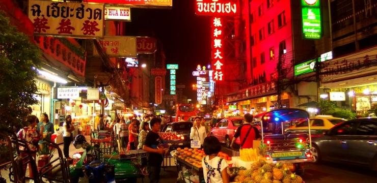 Nasze wrażenia z Bangkoku