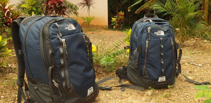 Nasze plecaki podróżne