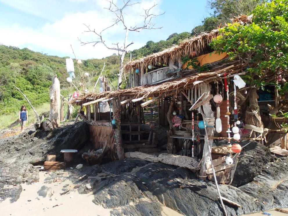 Bar na plaży Koh Lanta