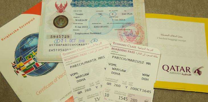 Jak przygotować się do długiej podróży – wizy, ubezpieczenia, szczepienia