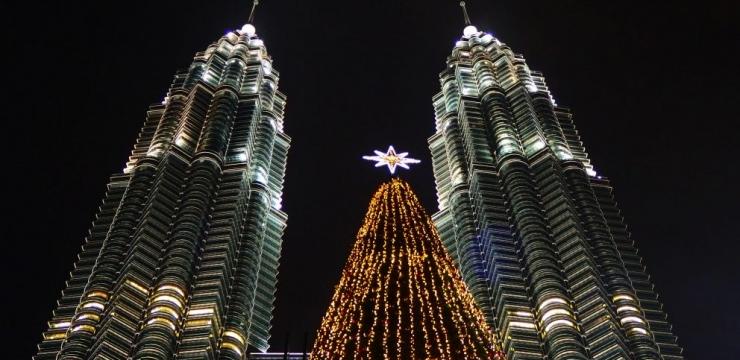 Couchsurfing w Malezji, czyli jak się żyje w Kuala Lumpur