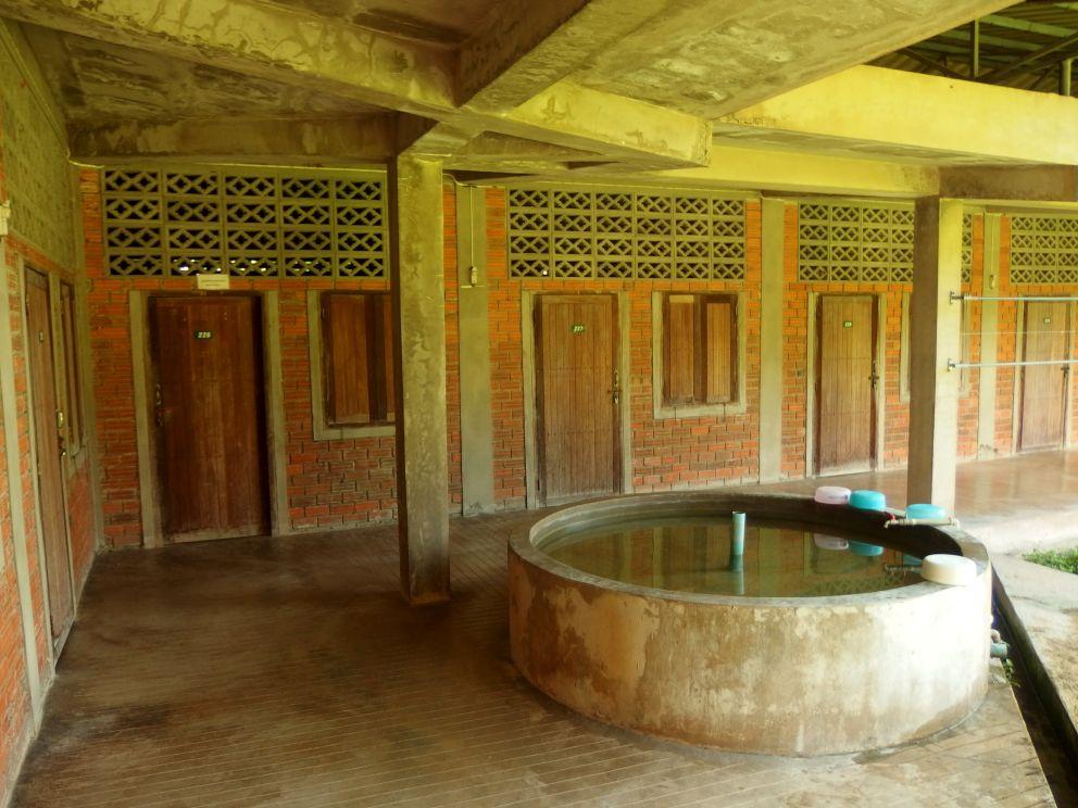Suan Mokkh dormitoria