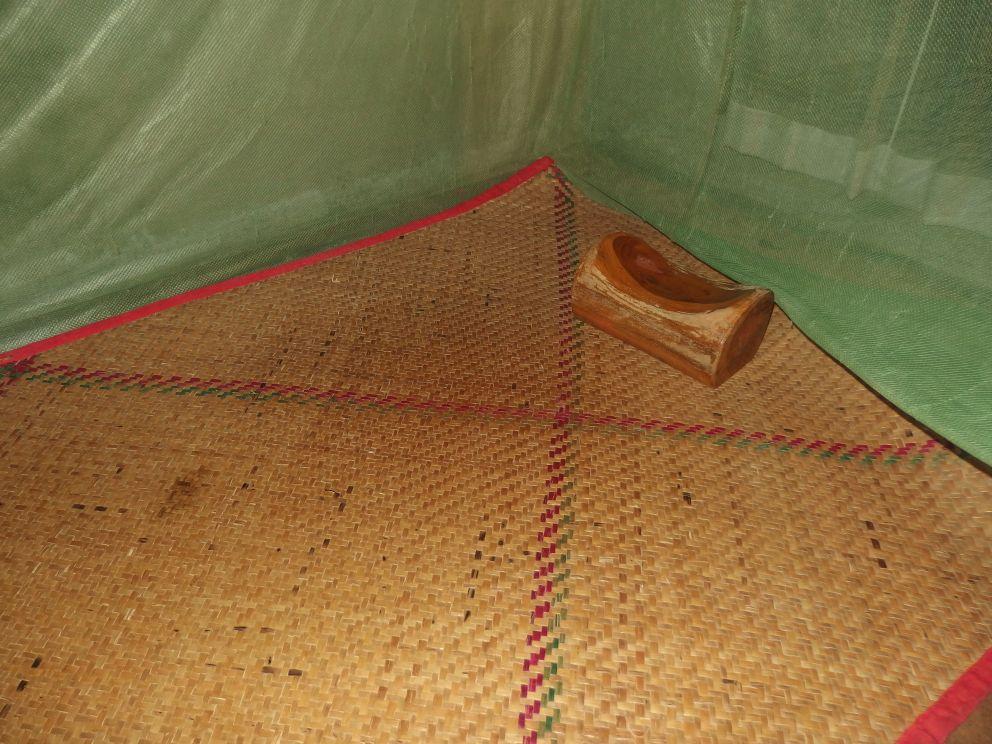 Drewniana poduszka nie przemija