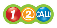 Logo 1-2-call Tajlandia