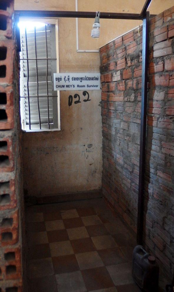 Cele więzienne. Klitka 1mx2m