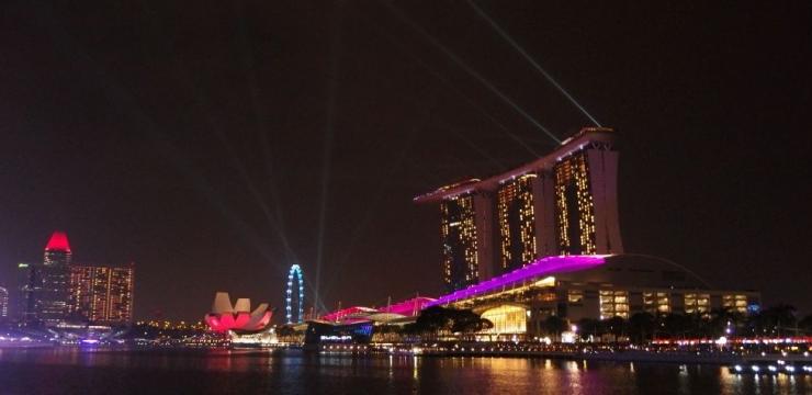 Nowy rok w Singapurze