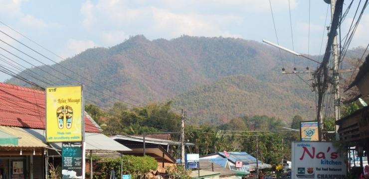 10 miejsc które warto odwiedzić będąc w Pai, Tajlandia