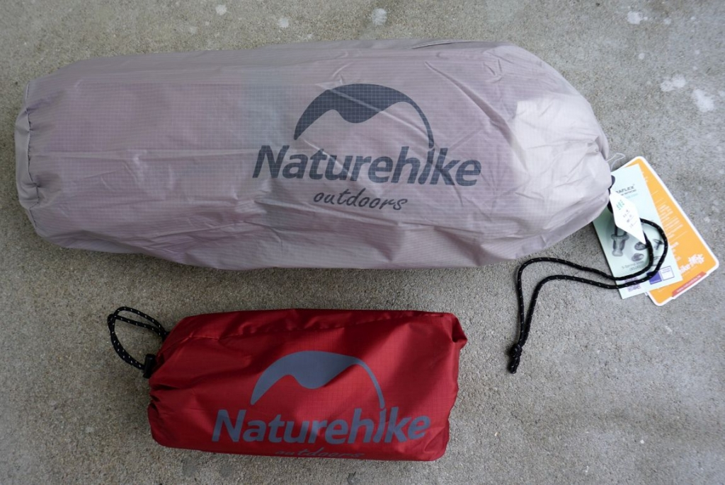 Namiot Naturehike ultralight