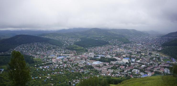 Ałtaj 2017 – Gornoałtajsk