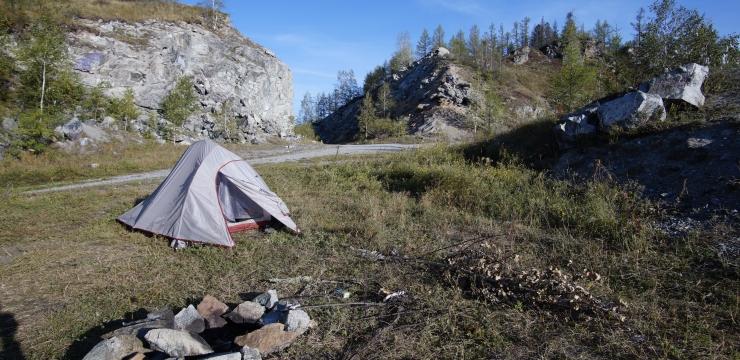Ałtaj 2017 – Przełęcz Czike-Taman