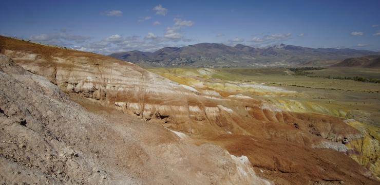 Ałtaj 2017 – Mars i Kurajski step